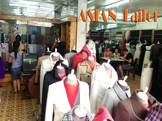 Asian Tailor