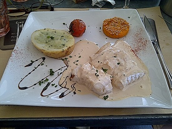 Restaurant La Table de Jeanne : Julienne