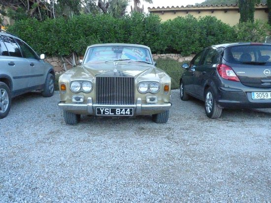 Pikes Ibiza: A Car