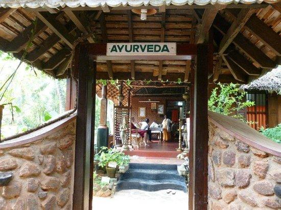 Somatheeram Ayurvedic Health Resort: Ayurveda Clinic