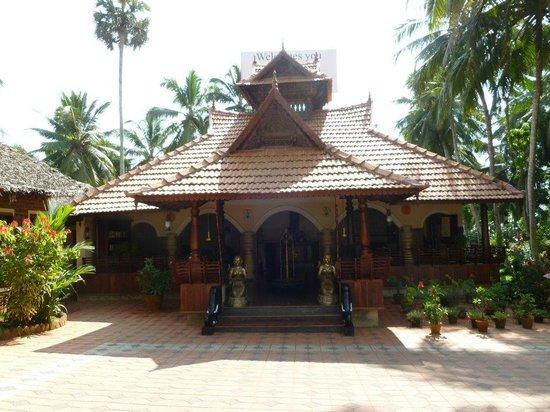 Somatheeram Ayurvedic Health Resort: Reception