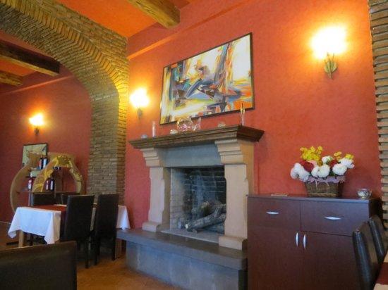 Hotel River Side: Frukostmatsalen