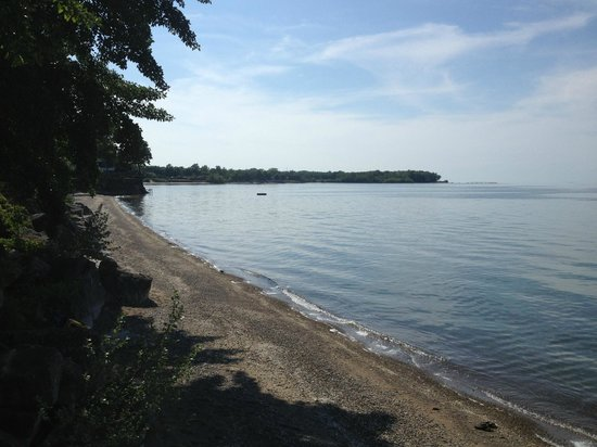 Pelee Places : View from your awesome beach