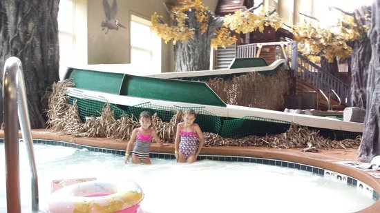 Holiday Inn Hotel & Suites Madison West: Hot tub