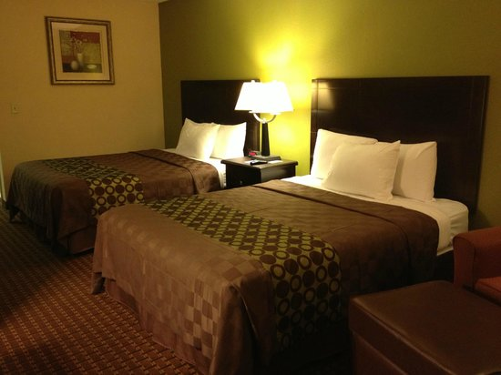 WindWater Hotel Corpus Christi : double queen guest room