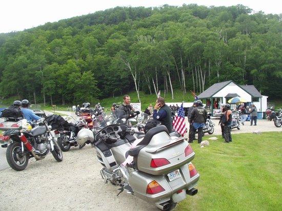 Base of Mount Washington Auto Road