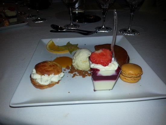 Hotel Palladia : dessert
