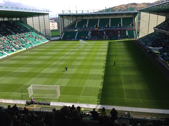 Image result for easter road stadium