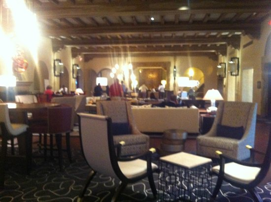 Fairmont Sonoma Mission Inn & Spa: Hotel lobby