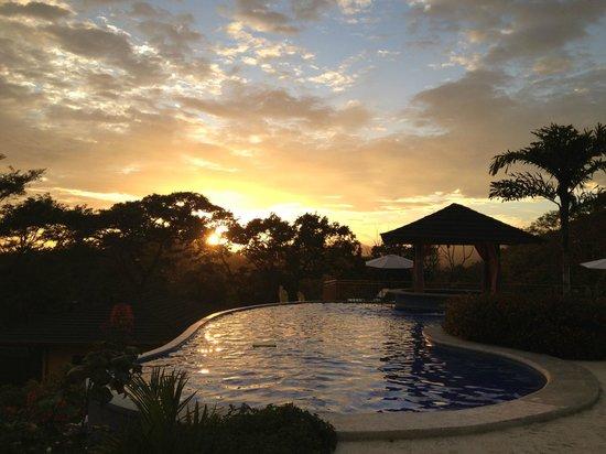 Vista Las Islas Hotel & Spa: Sonnenuntergang