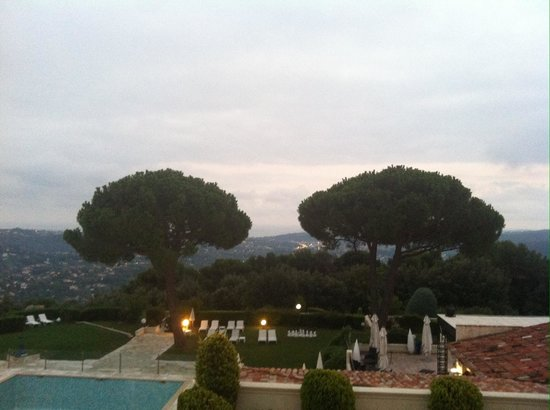 Le Mas d'Artigny & Spa : The view from the room