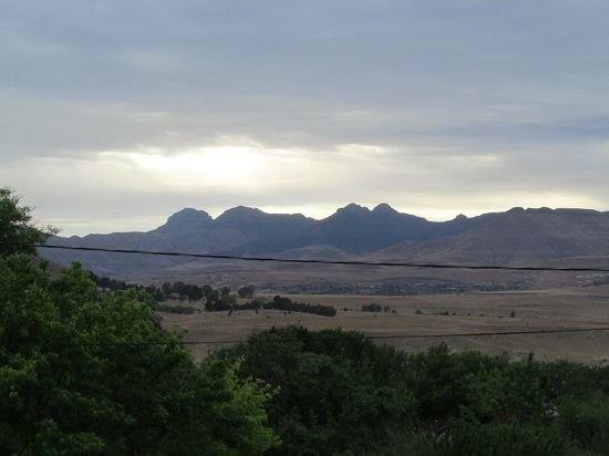 Clarens Eddies: view