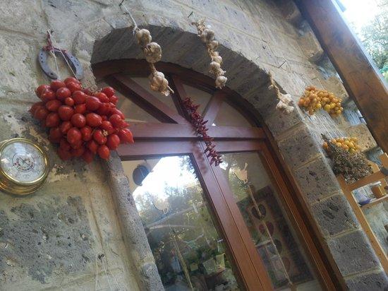 Agriturismo L'Olivara: Esterno - particolare