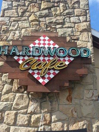 Hardwood Cafe