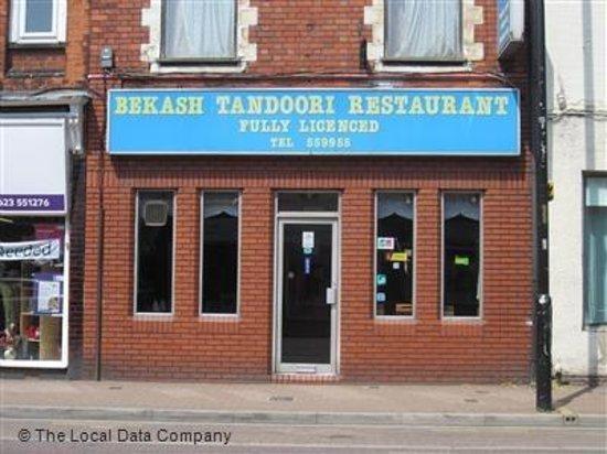 Bekash Tandoori restaurant