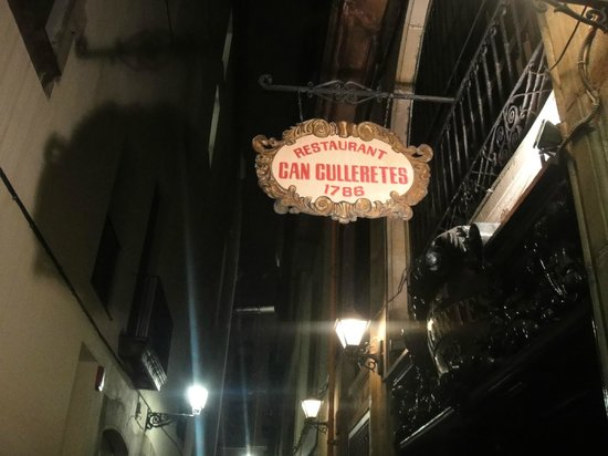Can Culleretes : Can Culleteres