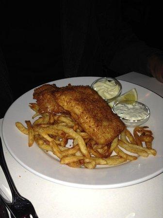 Restaurant Holder: Holder Style Fish & Chips