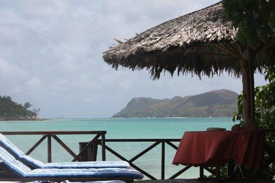 Chauve Souris Relais : Vista su isola principale