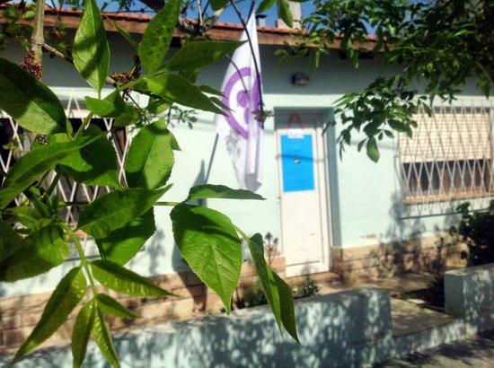 Alojamiento Aidyn: outside