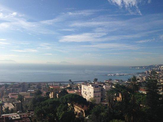 Grand Hotel Parker's: Golfo di Napoli