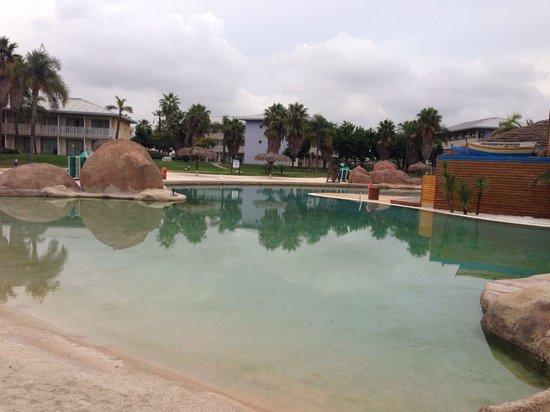 PortAventura Hotel Caribe : Piscine