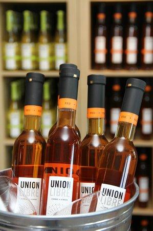Union Libre Cidre & Vin