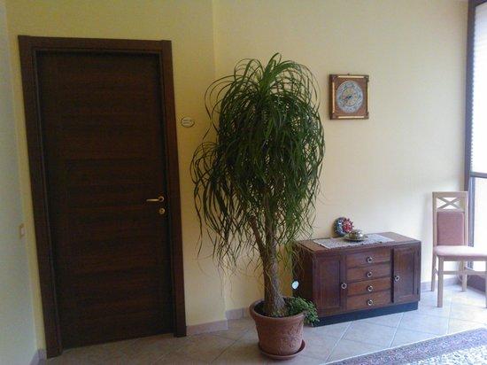 B&B Sole Luna Perugia : piccolo soggiorno