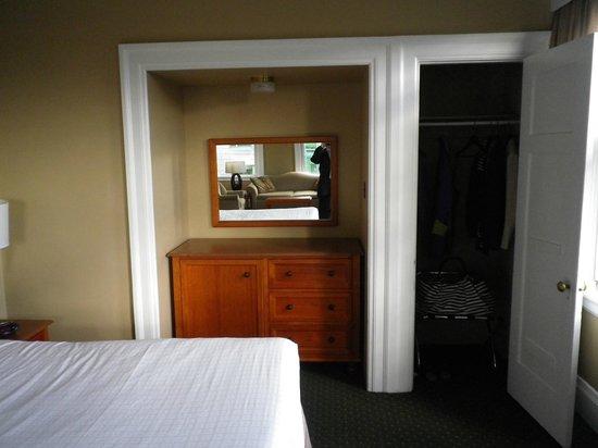 Sylvia Hotel : room