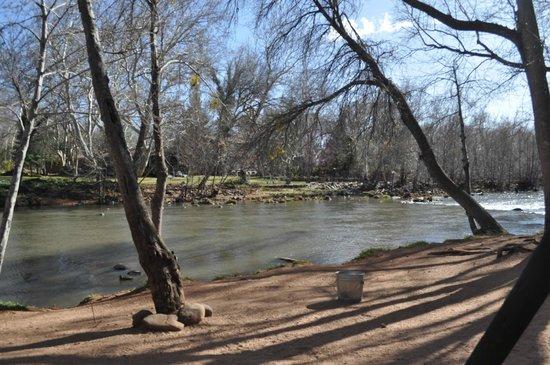 L'Auberge de Sedona: The creek