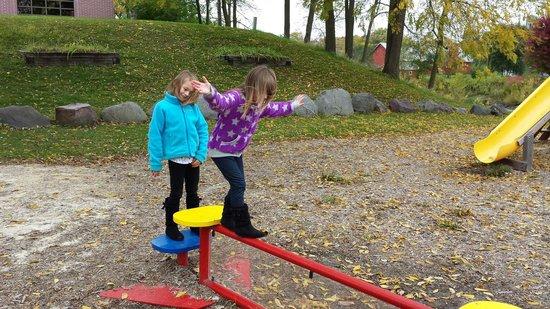 Circus World: Kids play area.