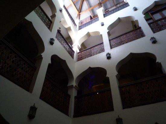 Asmini Palace Hotel : Style particulier mais apprécié