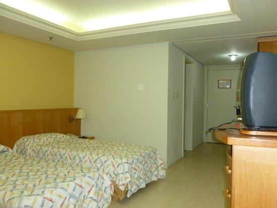 Master Premium Grande Hotel: Interior do quarto