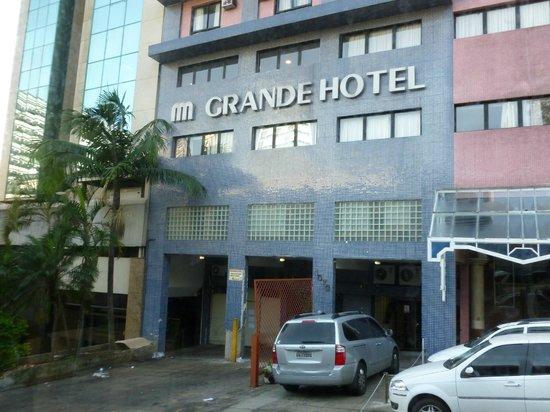 Master Premium Grande Hotel: Fachada do Hotel