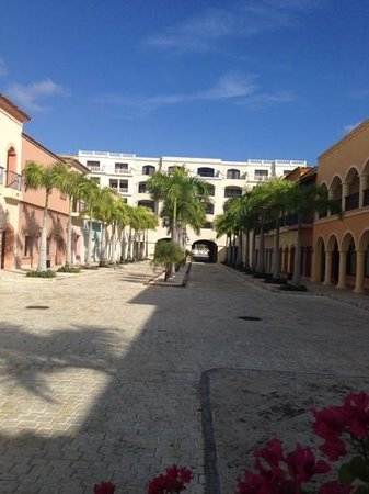 Alsol Luxury Village: deserted hotel