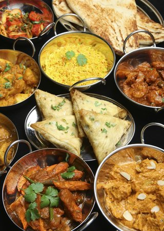 Curry House: Varities of Indian Cuisine