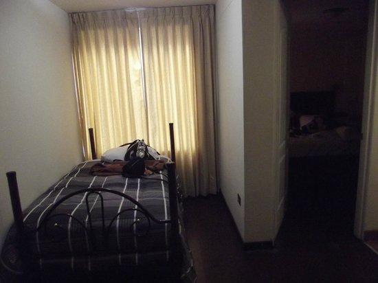 Hotel Golden Inca: quarto