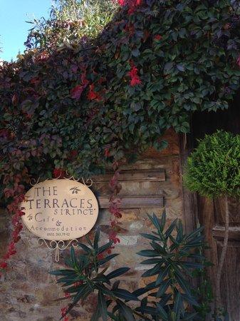 Terras Evler - Terrace Houses Sirince: Entrance