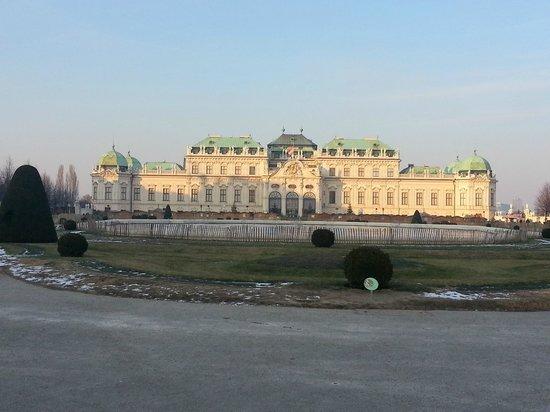 Hotel Prinz Eugen : Belvedere Palace&Museum