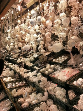 Hotel Prinz Eugen : the Christmas market