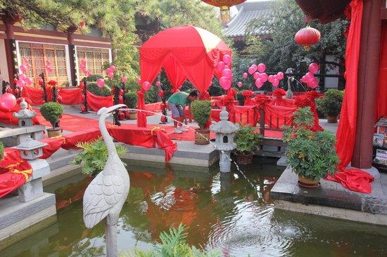 Tang Dynasty Art Garden Hotel: Garden