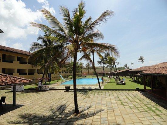 Club Koggala Village : piscine