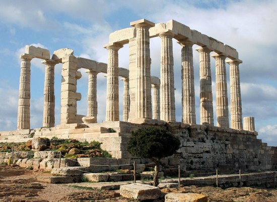 Private Greece Tours: Temple of Poseidon