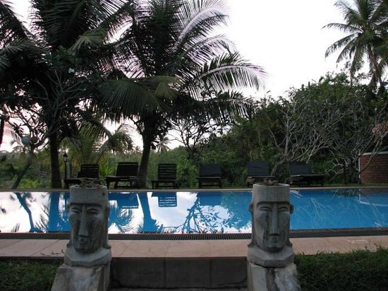 Shangri-Lanka Villa : The pool is beautiful