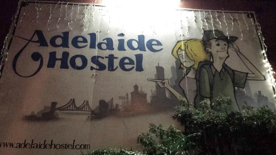 Adelaide Hostel: love this place