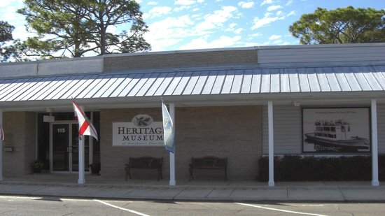 The Heritage Museum of Northwest Florida