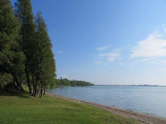 Isaiah Tubbs Resort: Land