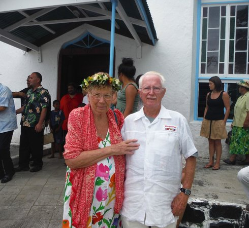 Cook Island Christian Church (CICC): Cook Island Christian Church