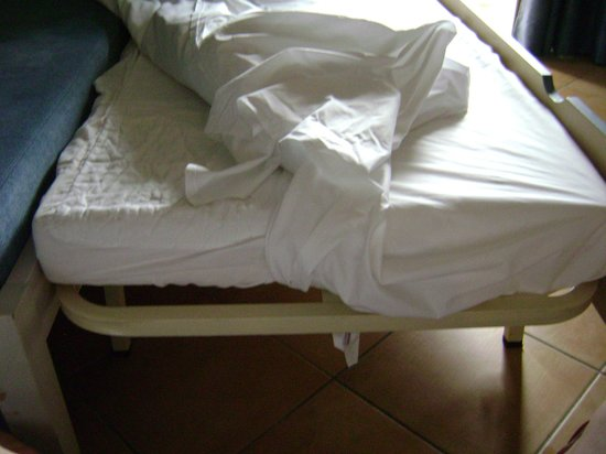 Occidental Cala Viñas: the couch
