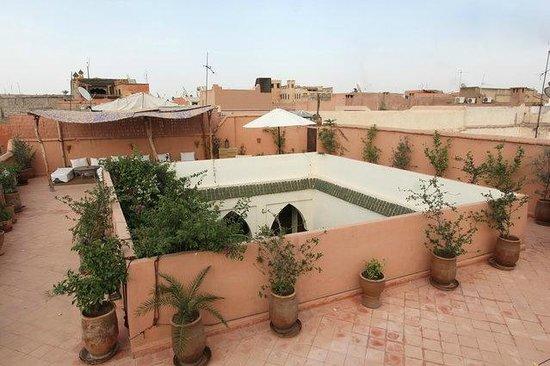 Riad Al Faras: Terrace