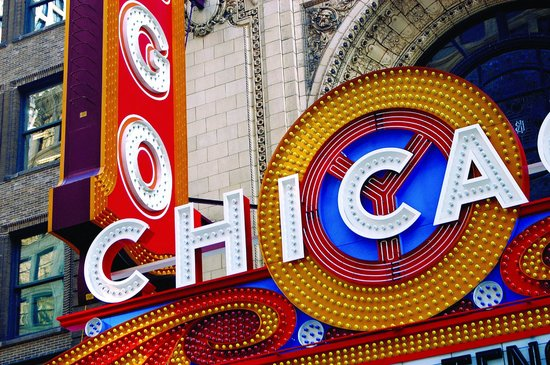 Holiday Inn Chicago Downtown: Chicago Theatre